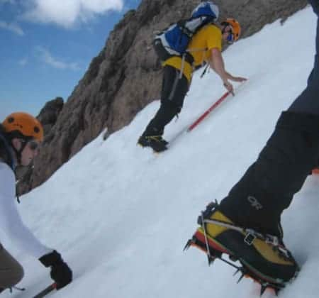 Ice Ax and Crampon Clinic